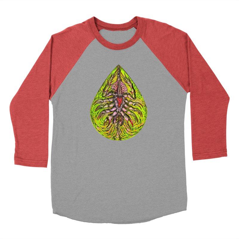 Scrambly Amebocyte Men's Longsleeve T-Shirt by Nick the Hat