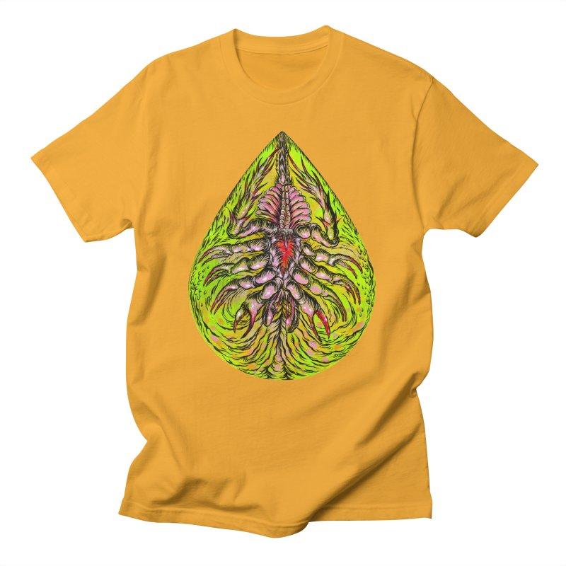 Scrambly Amebocyte Men's T-Shirt by Nick the Hat