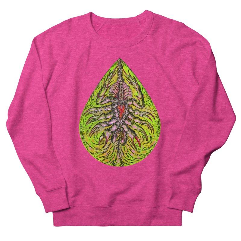 Scrambly Amebocyte Women's Sweatshirt by Nick the Hat