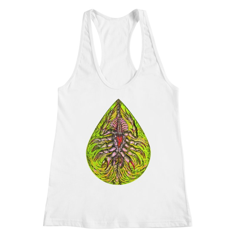 Scrambly Amebocyte Women's Tank by Nick the Hat