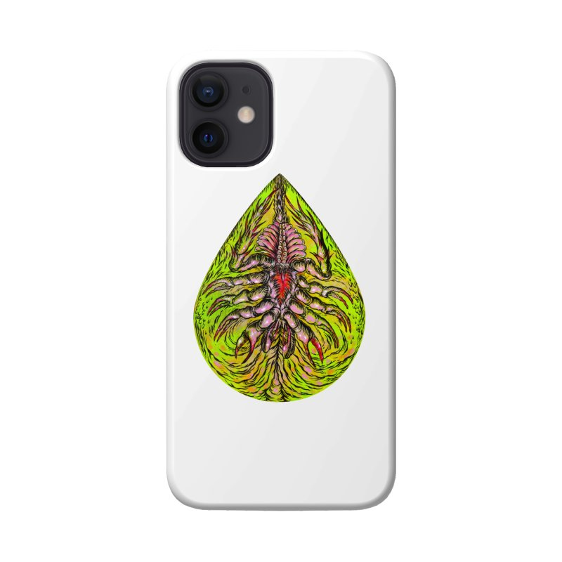 Scrambly Amebocyte Accessories Phone Case by Nick the Hat