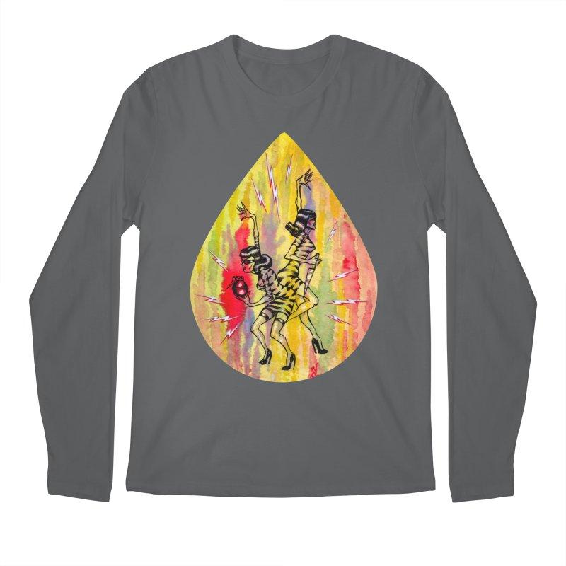 Danger Dames Men's Longsleeve T-Shirt by Nick the Hat