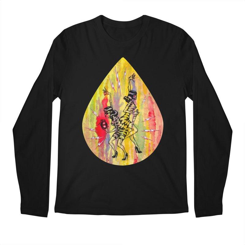 Danger Dames Men's Regular Longsleeve T-Shirt by Nick the Hat