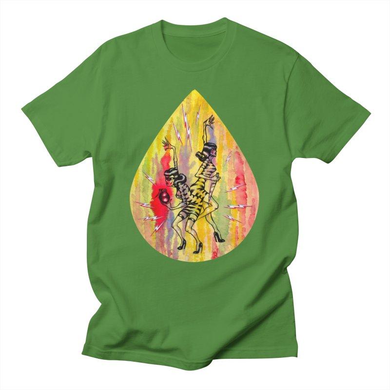 Danger Dames Men's T-Shirt by Nick the Hat