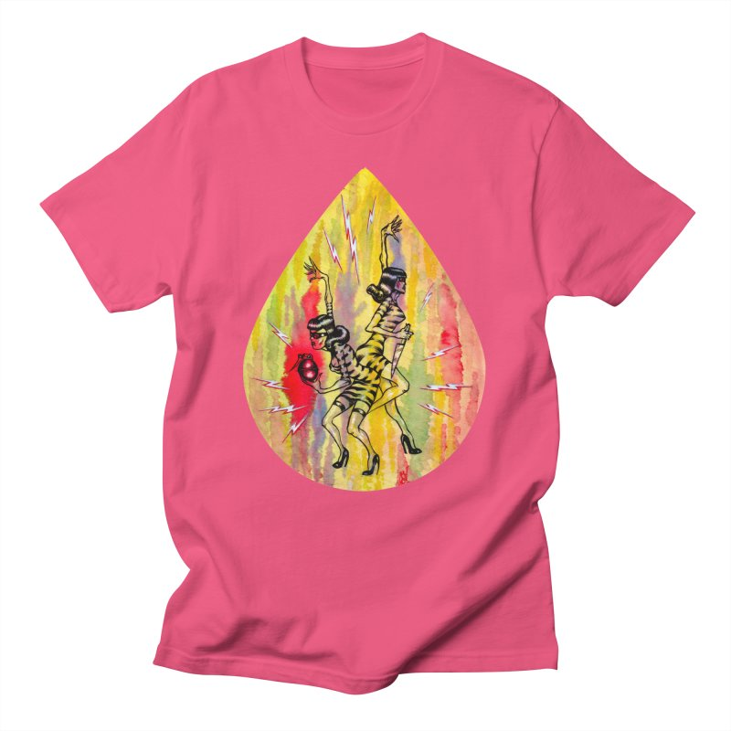 Danger Dames Women's T-Shirt by Nick the Hat