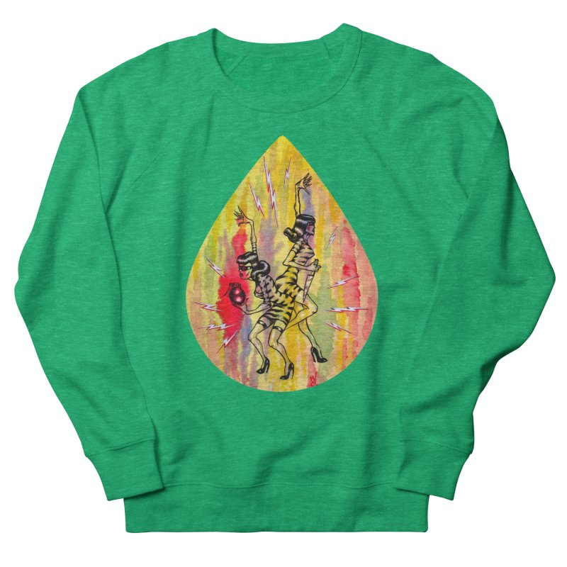 Danger Dames Women's Sweatshirt by Nick the Hat