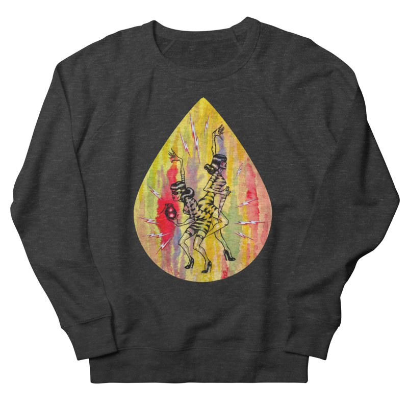 Danger Dames Men's Sweatshirt by Nick the Hat