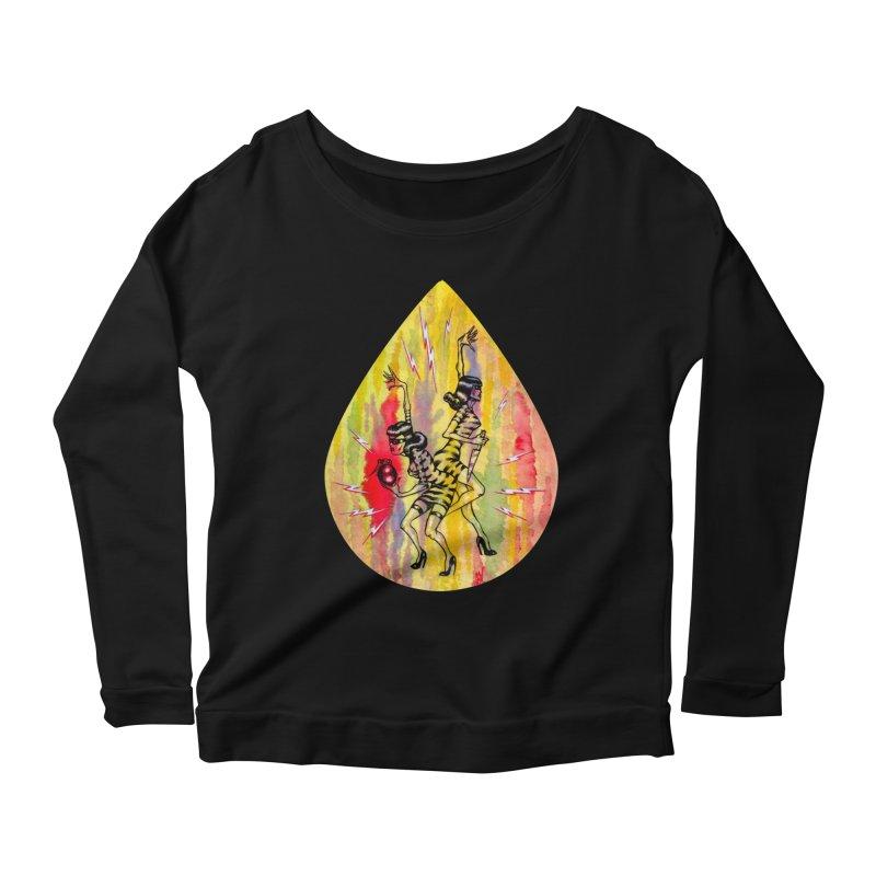 Danger Dames Women's Longsleeve T-Shirt by Nick the Hat