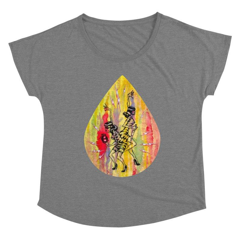 Danger Dames Women's Scoop Neck by Nick the Hat
