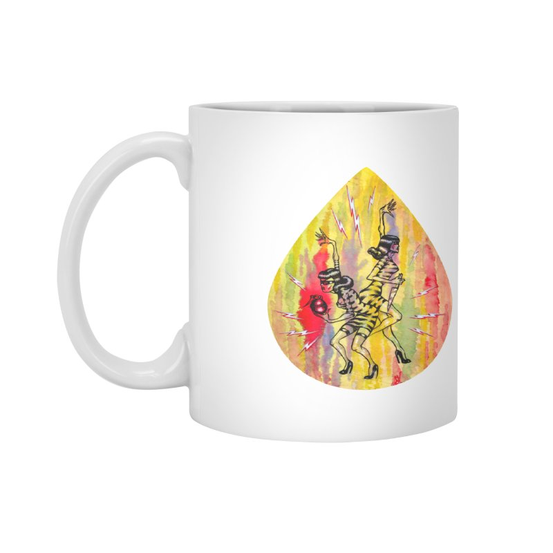 Danger Dames Accessories Mug by Nick the Hat