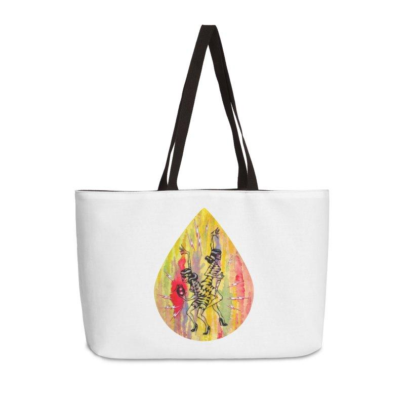 Danger Dames Accessories Weekender Bag Bag by Nick the Hat