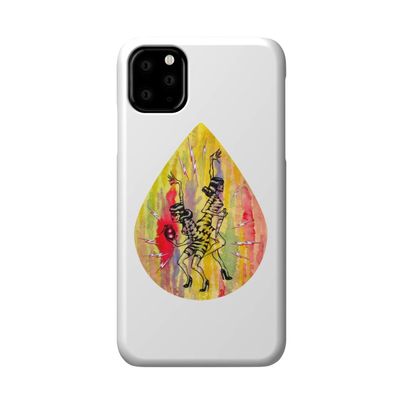 Danger Dames Accessories Phone Case by Nick the Hat