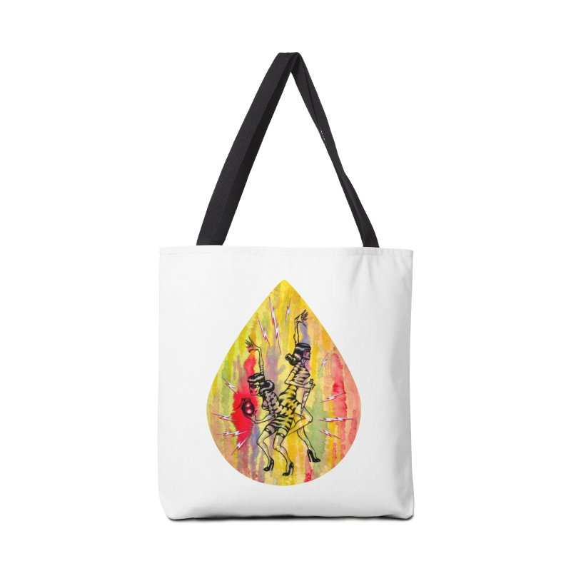 Danger Dames Accessories Bag by Nick the Hat