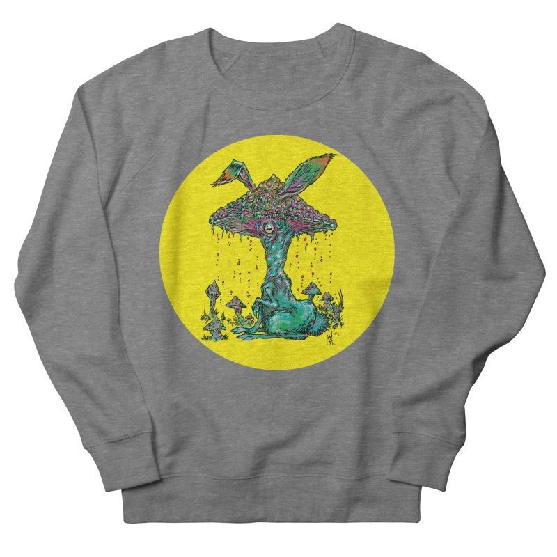Fungal Bunny Women's Sweatshirt by Nick the Hat