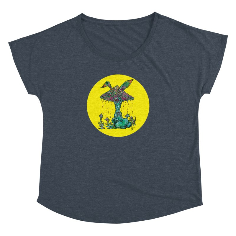 Fungal Bunny Women's  by Nick the Hat