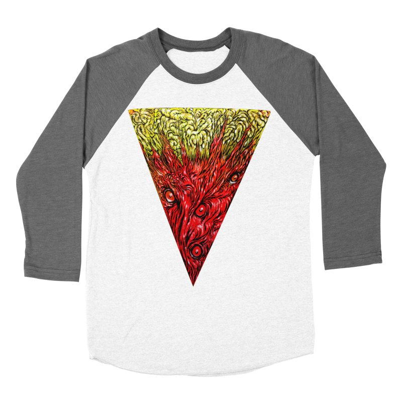 Nefarious Slice Women's Longsleeve T-Shirt by Nick the Hat
