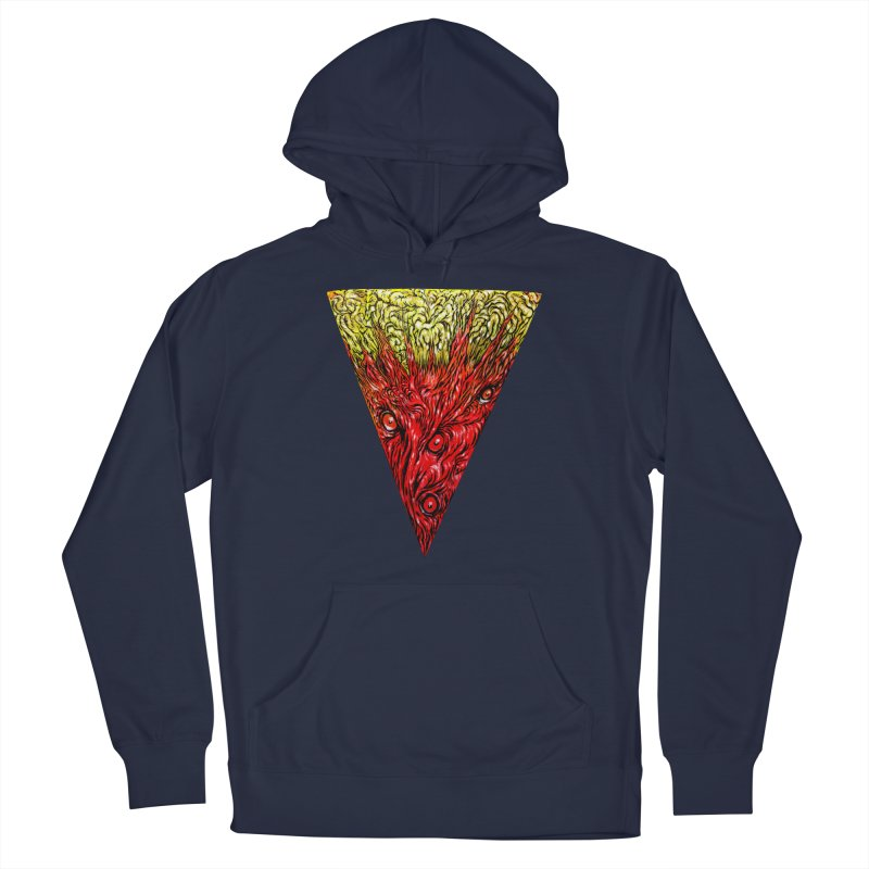 Nefarious Slice Men's Pullover Hoody by Nick the Hat