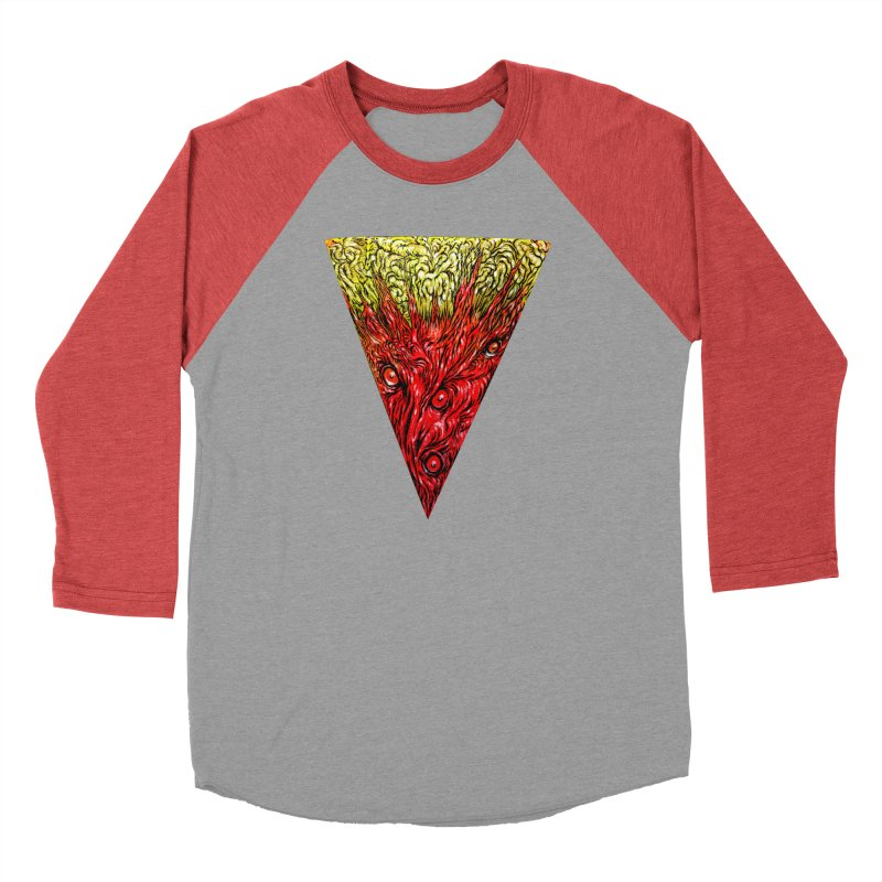 Nefarious Slice Men's Longsleeve T-Shirt by Nick the Hat