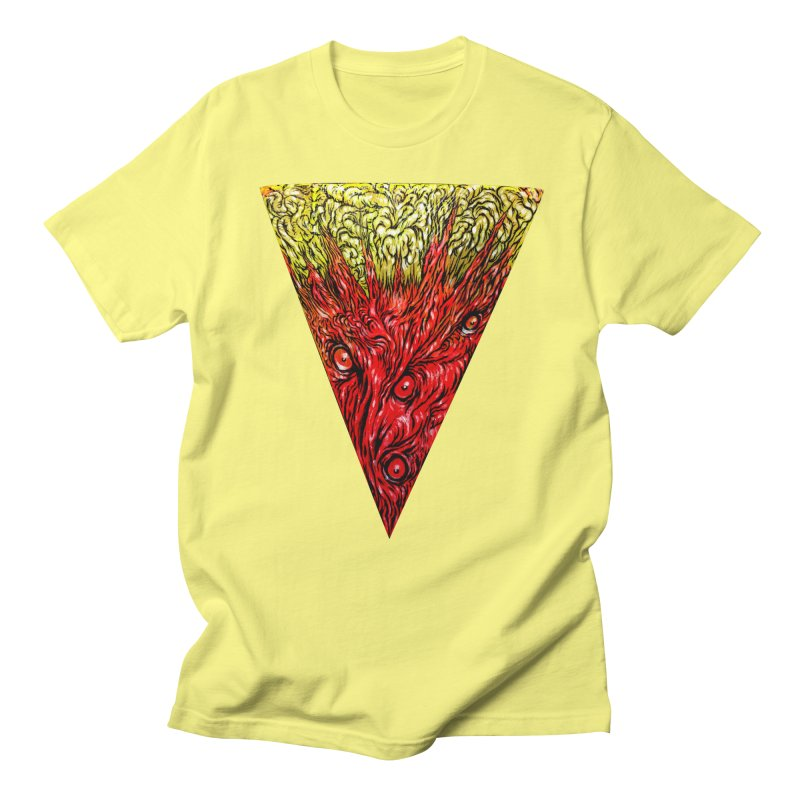 Nefarious Slice Men's T-Shirt by Nick the Hat