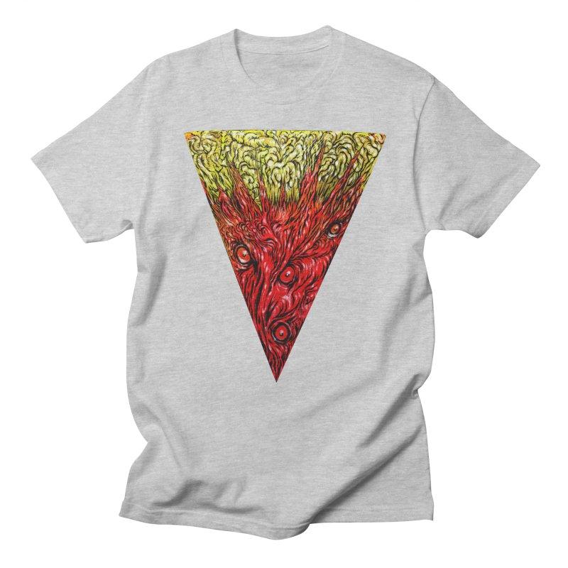 Nefarious Slice Men's Regular T-Shirt by Nick the Hat