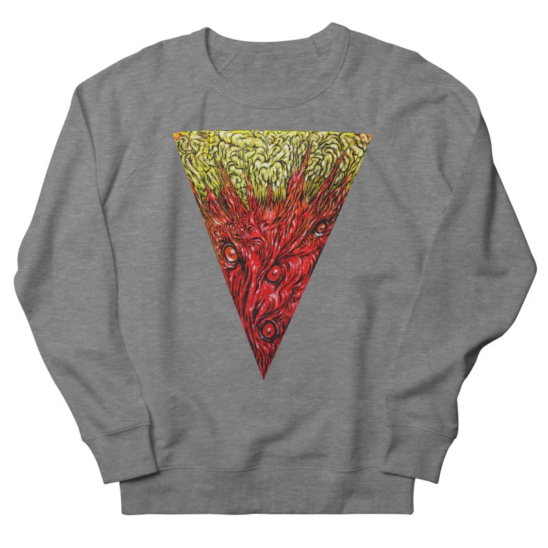Nefarious Slice Men's Sweatshirt by Nick the Hat
