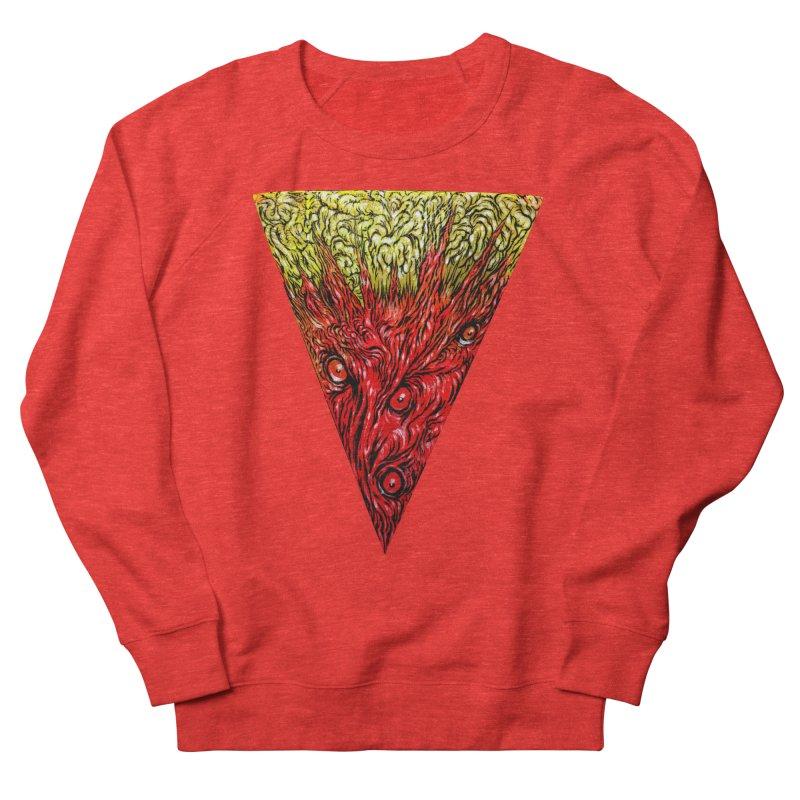 Nefarious Slice Men's Sweatshirt by Nick the Hat