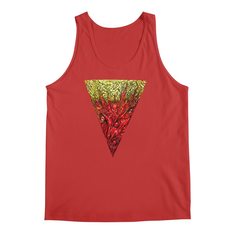 Nefarious Slice Men's Regular Tank by Nick the Hat