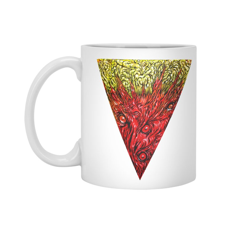 Nefarious Slice Accessories Mug by Nick the Hat