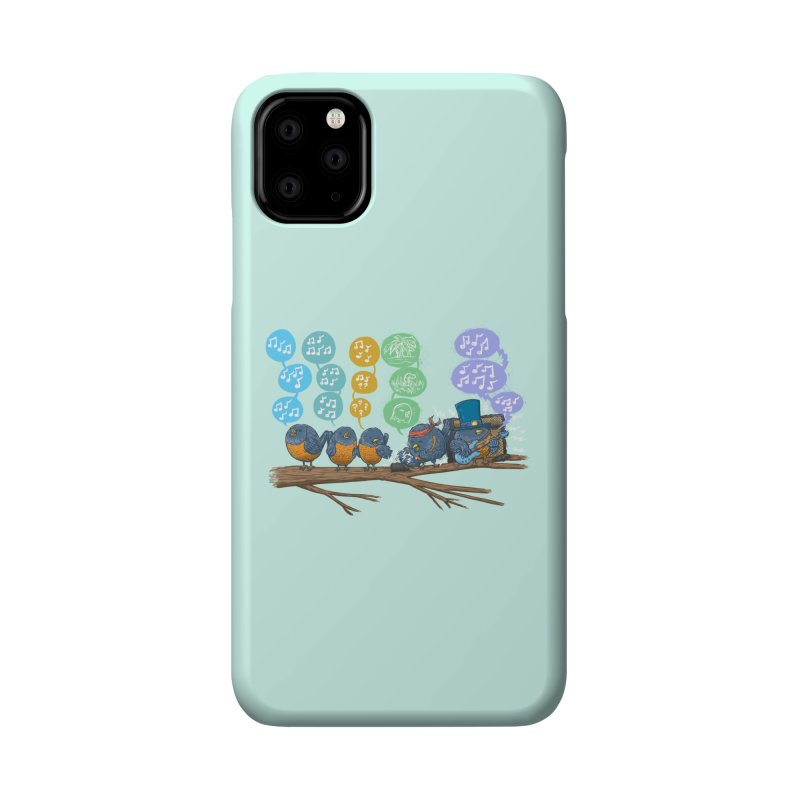 Spring Birds Accessories Phone Case by nickv47