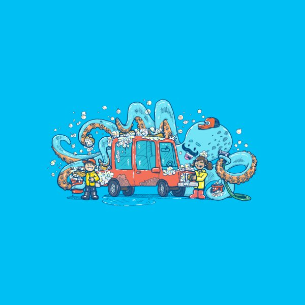 image for Octopus Carwash