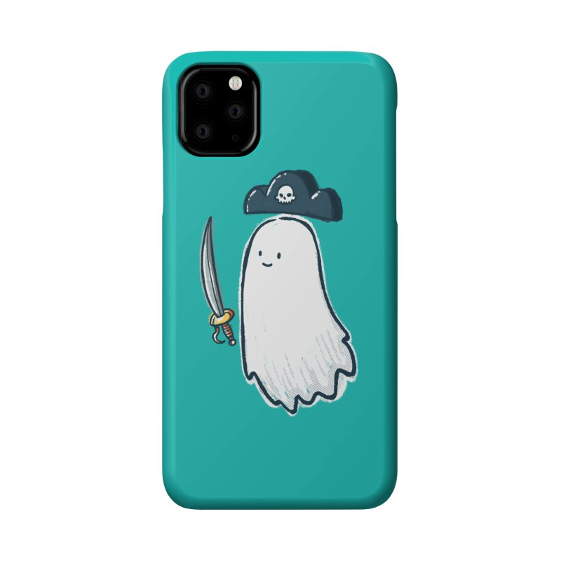 Pirate Ghost Accessories Phone Case by nickv47