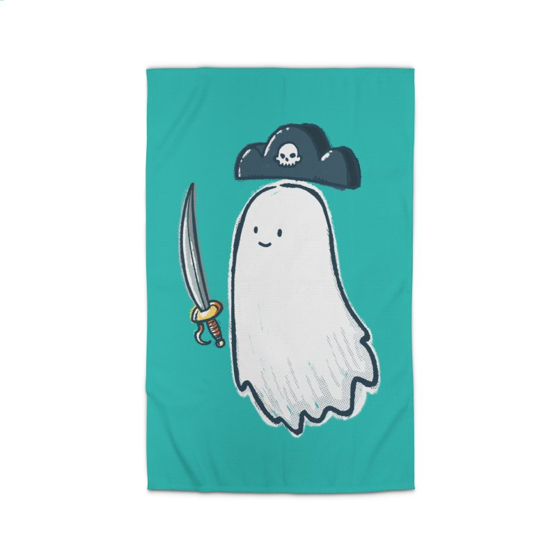 Pirate Ghost Home Rug by nickv47