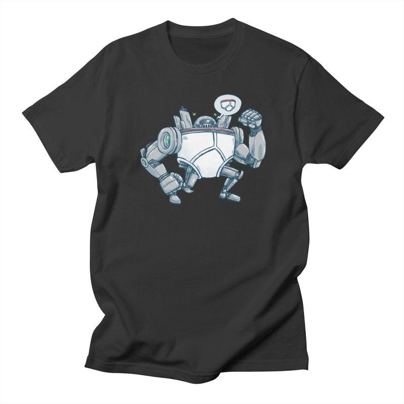Uber UnderwearBot Women's Regular Unisex T-Shirt by nickv47