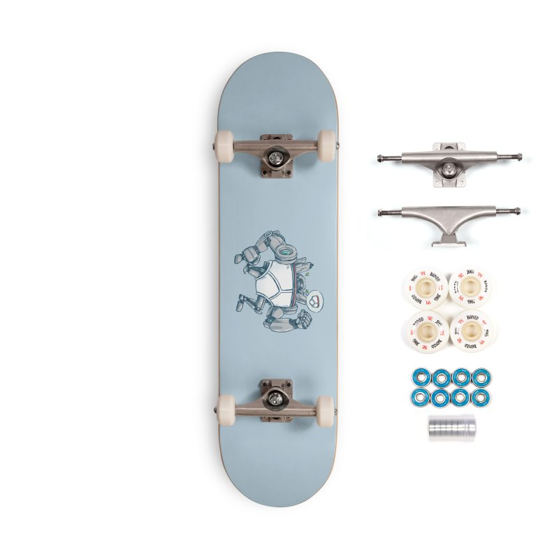 Uber UnderwearBot Accessories Complete - Premium Skateboard by nickv47