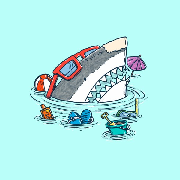 image for Beach Party Shark
