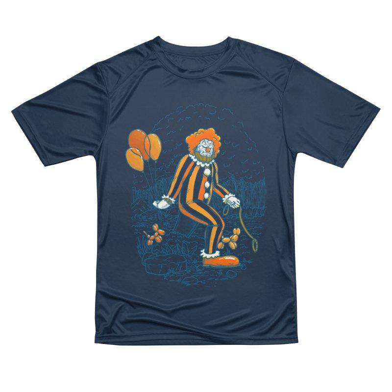 Clownfoot Women's Performance Unisex T-Shirt by nickv47
