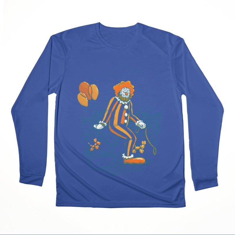 Clownfoot Men's Performance Longsleeve T-Shirt by nickv47