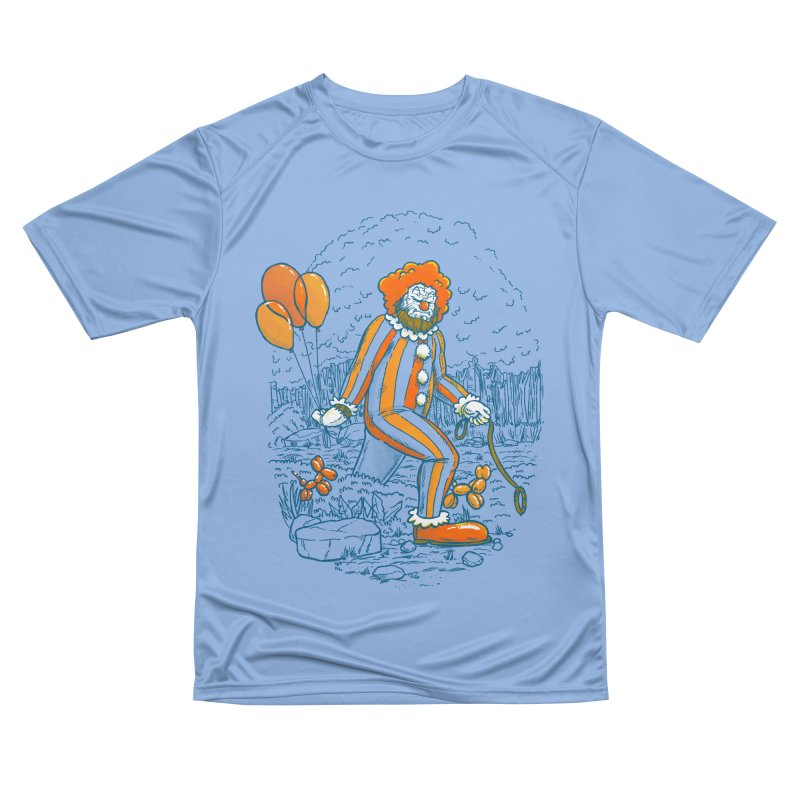 Clownfoot Women's T-Shirt by nickv47