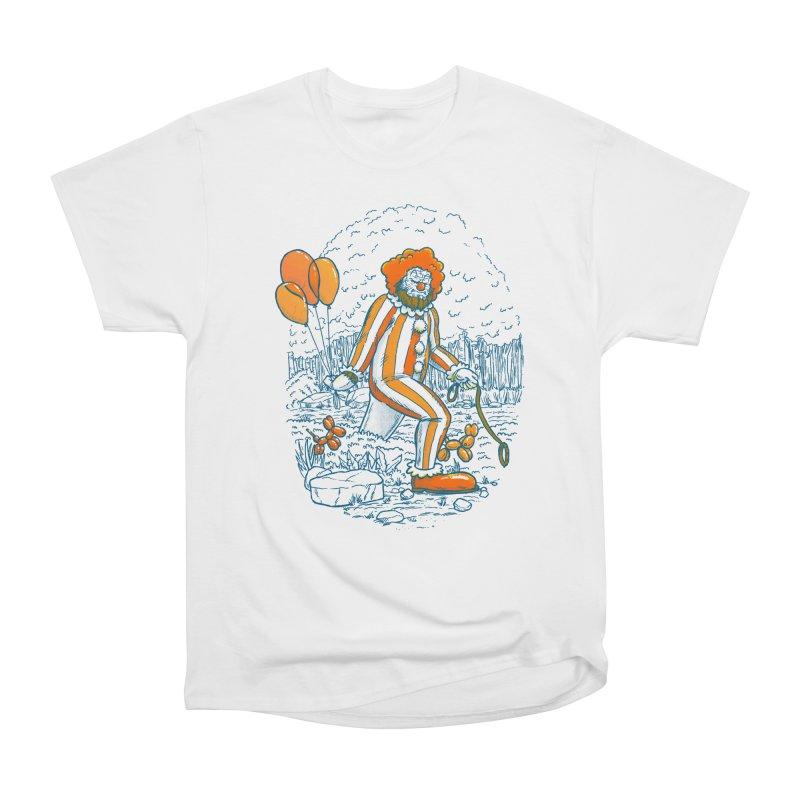 Clownfoot Men's Heavyweight T-Shirt by nickv47