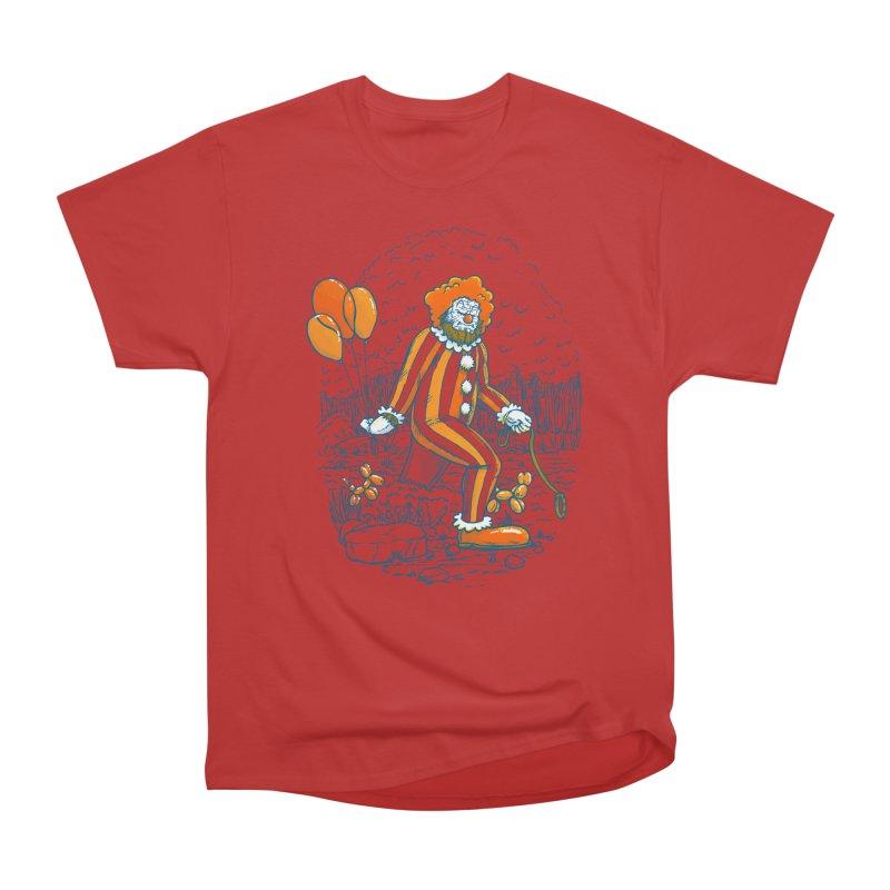Clownfoot Women's Heavyweight Unisex T-Shirt by nickv47
