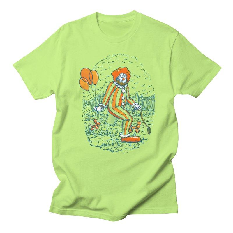 Clownfoot Women's Regular Unisex T-Shirt by nickv47