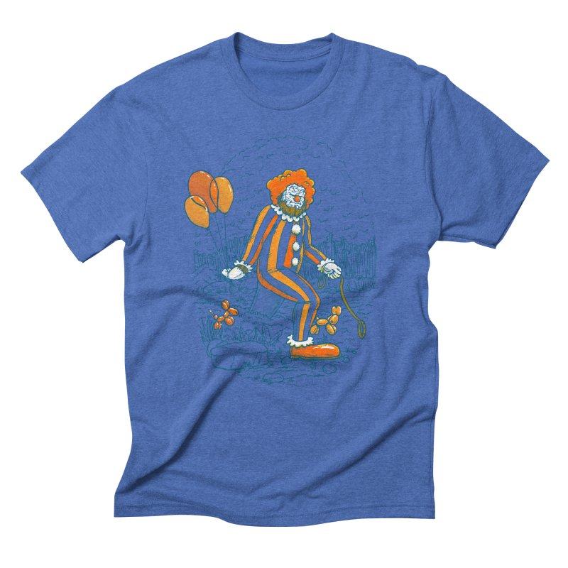 Clownfoot Men's Triblend T-Shirt by nickv47