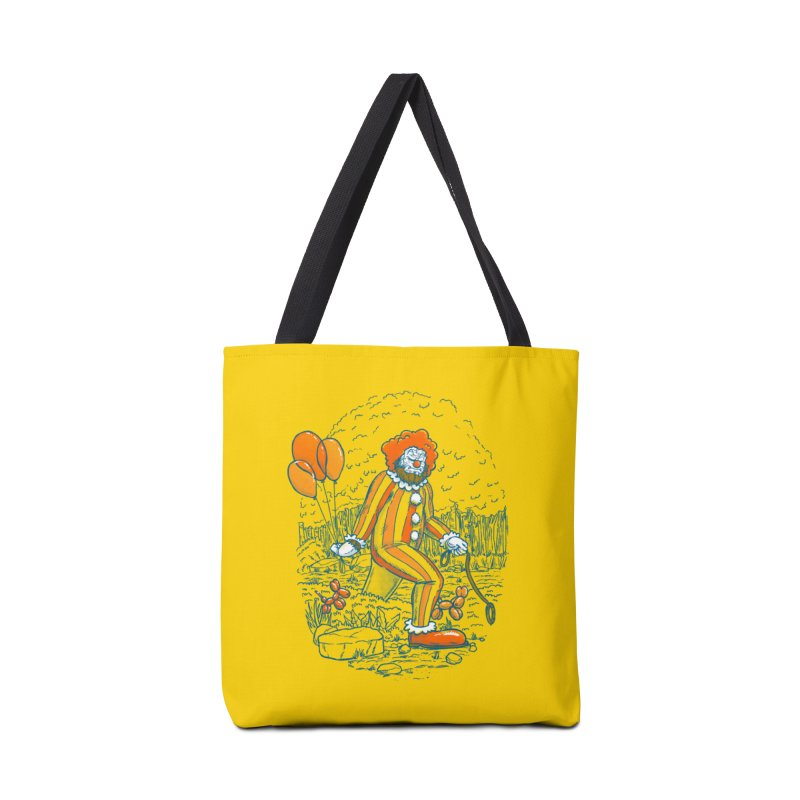Clownfoot Accessories Tote Bag Bag by nickv47