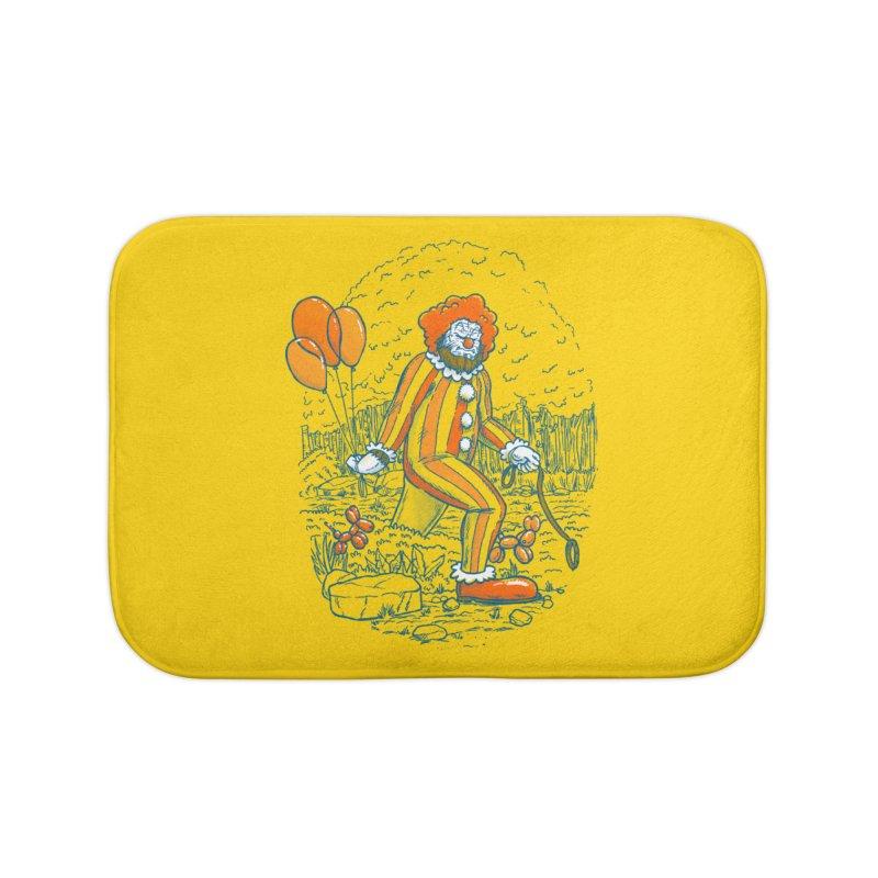 Clownfoot Home Bath Mat by nickv47