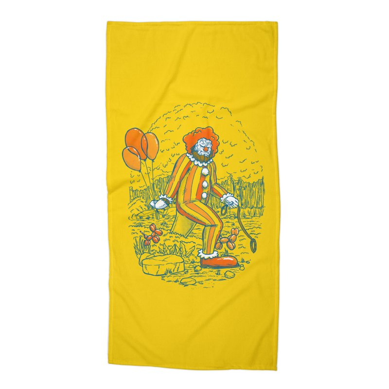 Clownfoot Accessories Beach Towel by nickv47