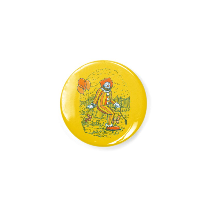 Clownfoot Accessories Button by nickv47