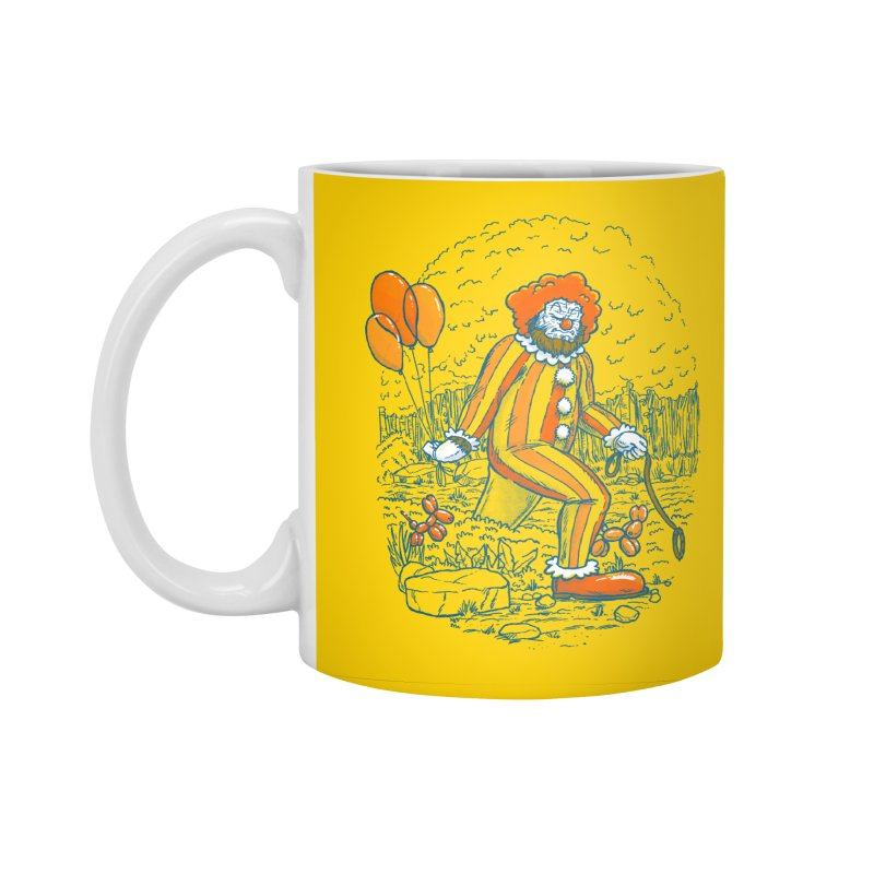 Clownfoot Accessories Standard Mug by nickv47