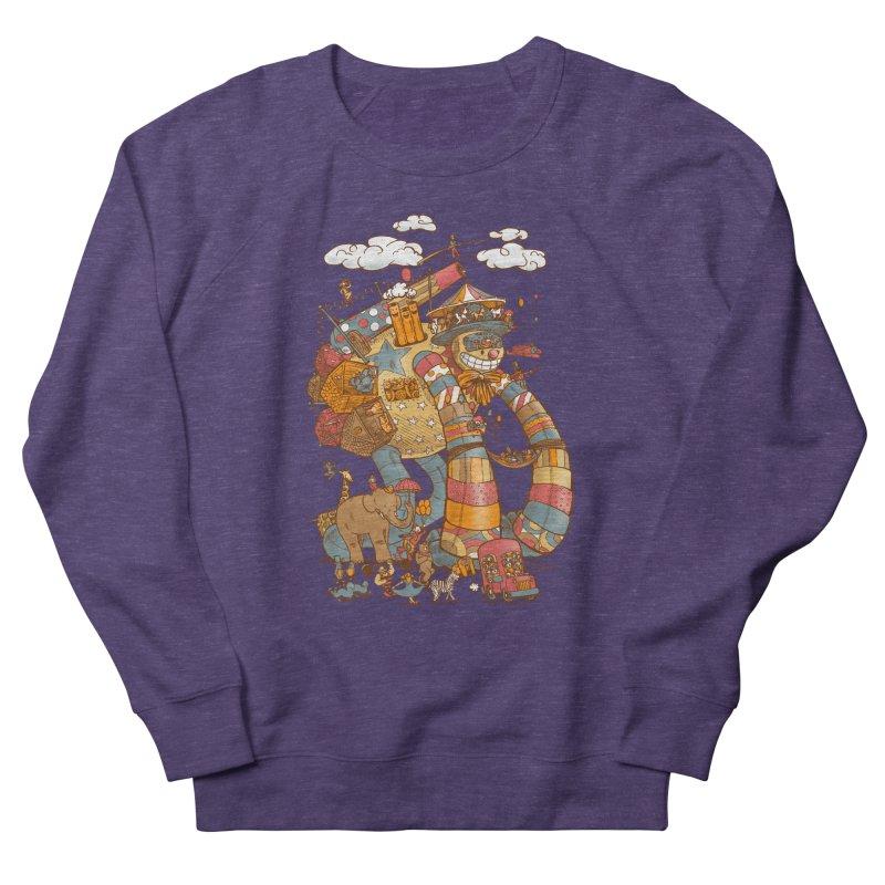 Circusbot Men's French Terry Sweatshirt by nickv47