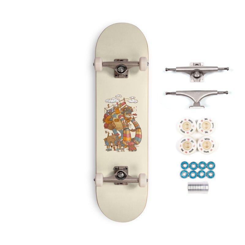 Circusbot Accessories Complete - Premium Skateboard by nickv47