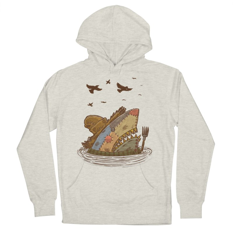 The Scarecrow Shark Women's Pullover Hoody by nickv47